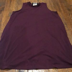 Purple Un Deux Trois dress